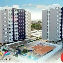 Aluguel - Apartamento novo - 2 e 3 Dormitórios - Com área de lazer completa!