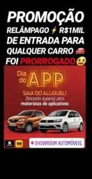 Showroom DE FACILIDADES! R$1MIL DE ENTRADA(TORO VULCANO 4X4 DIESEL AUTOMÁTICA 2018) - 2018