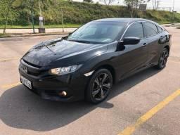 Civic Sport 2017 Único Dono, Mecânico, 27.000 Km na garantia de fábrica - 2017