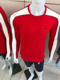 Camisa manga longa crT