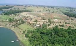Ótimo terreno para rancho a beira do rio santa barbara um dos braços do rio tietê em Burit