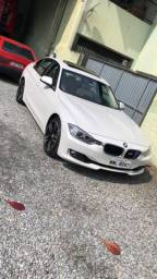 BMW 328i 2014 única perolizada banco Caramelo - 2014