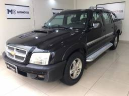 CHEVROLET S10 EXECUTIVE 2.8 DIESEL 4X4 MANUAL COMPLETO 2006 - 2006