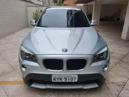 BMW X1 Revisada FINANCIO Couro P.Novos baixaKm - IMPECÁVEL - 2012