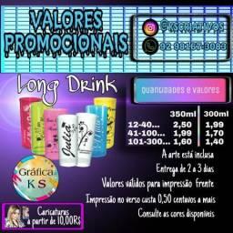 Long drinks Personalizadas