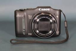 Câmera sx160 is