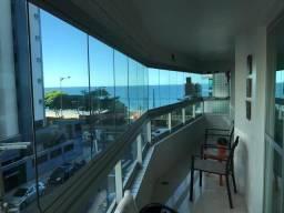 2 Quartos 102m² com Vista para Mar, Prédio de Frente para Mar, Esquina
