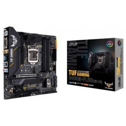 Placa-Mãe Asus TUF Gaming B460M-Plus, Intel LGA 1200, mATX, DDR4