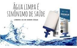 Vela Para Filtro de barro Água Alcalina Premium Tripla Ação Prata Coloidal Ph (Leia)