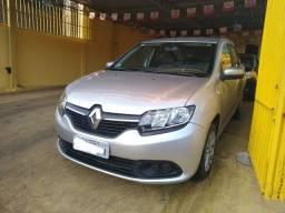 Renault Logan 1.6 2014 completo único dono