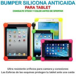Capa pra Tablet Universal de Silicone