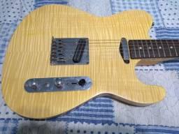 Guitarra Tagima sc3 cacau santos