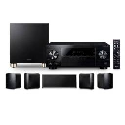 Som receiver home theater 5.1 4K HDR bluetooth Pioneer HTP-074