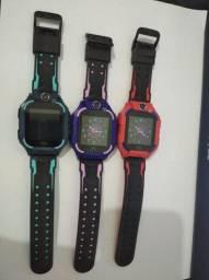 Relógio Smart Watch Infantil Q19 GPS