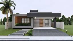 Casa 4 Suítes, 230 m² c/ lazer no Condomínio Mirante do Lago