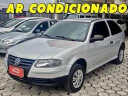 Volkswagen Gol 1.0 8V 2012 COM AR CONDICIONADO
