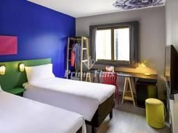 Flat para venda no Ibis Styles SP Faria Lima com 1 dormitório e 1 vaga!