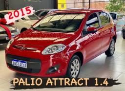 FIAT PALIO ATTRACTIVE 1.4 8V FLEX 2015