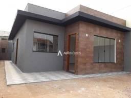 Casa com 2 dormitórios à venda, 70 m² por R$ 248.052,00 - Estados - Fazenda Rio Grande/PR