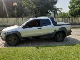 FIAT STRADA CAB DUPLA C/ GNV