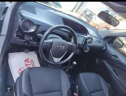Etios sedan XLS manual