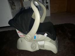 Bebê conforto com base R$250,00