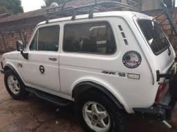Vendo jeep Niva Lada