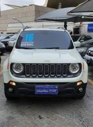 Jeep renegade longitude 2016 automatico diesel