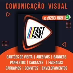 Gráfica Rápida e Comunicação Visual