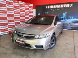 Honda Civic LXS 1.8 2010 $34.990, Novíssimo, Com garantia que só a Liberauto dá!