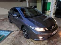 Honda Civic LXR 2016 ótimo estado de conservação
