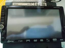 Dvd play automotivo.