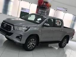 Toyota Hilux Srv Cd 2.8 2020/2020