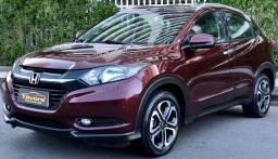 Honda HRV 2018 EX Automática TOP c/ Couro e Multimídia Extra