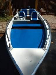 Motorboat com motor Mercury 50 - 1999