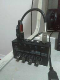 Amplificador de fones