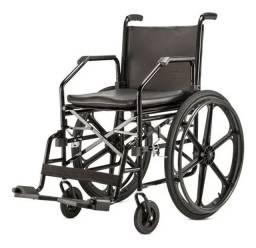 Cadeira de rodas Jaguaribe 1017 plus