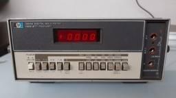 Multímetro de bancada HP modelo 3465A