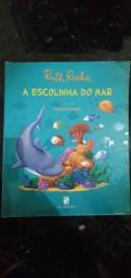 Livro A escolinha do mar