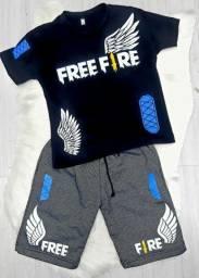 Conjuntos Free Fire