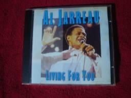 Cd Al Jarreau - Living For You