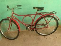 Bicicleta Monark semi nova