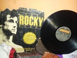 Vendo essa reliquia de 1991 disco original do. Rocky balboa