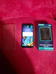 LG k12 + 32 GB 3 de ram. Biometria