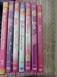 12 DVD originais infantis + DVD Xuxa só para baixinhos 5, 6, 7 e 8