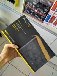 Super Caixa de Som Bluetooth com função Power Bank Pulse 30 w, a Top do momento