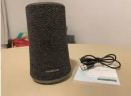 Caixa de Som Bluetooth 10W Som 360°