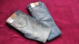 """Calça Jeans Infantil """"Queima de Estoque"""""""