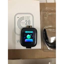 Smart Watch resistente a respingos d?água bluetooth