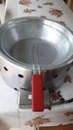 Fritadeira a gás nova - progás